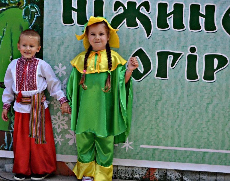 Креативно і з фантазією: у Ніжині відгримів огірковий фестиваль (Фото)