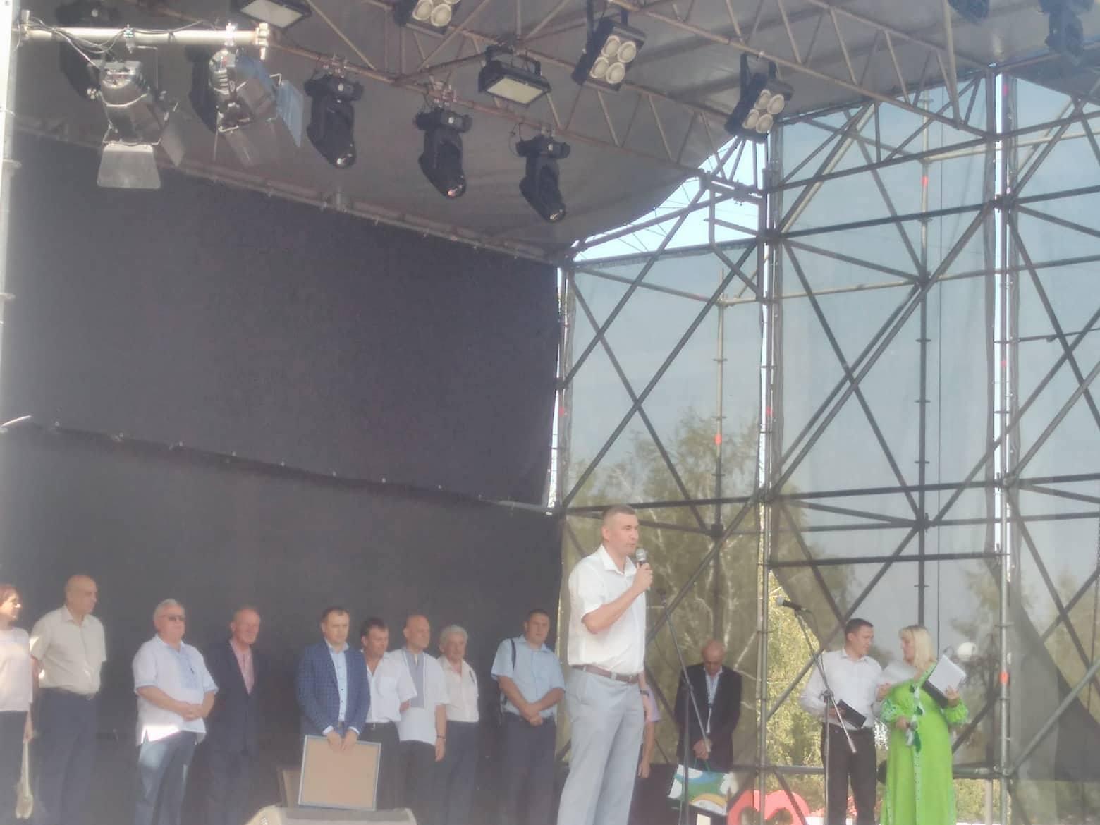 Носівка відзначає День міста із зірковими гостями