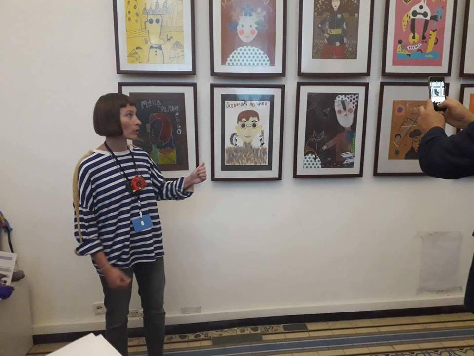 Чернігівський художній музей презентував виставку на фестивалі в Дніпрі (Фото)