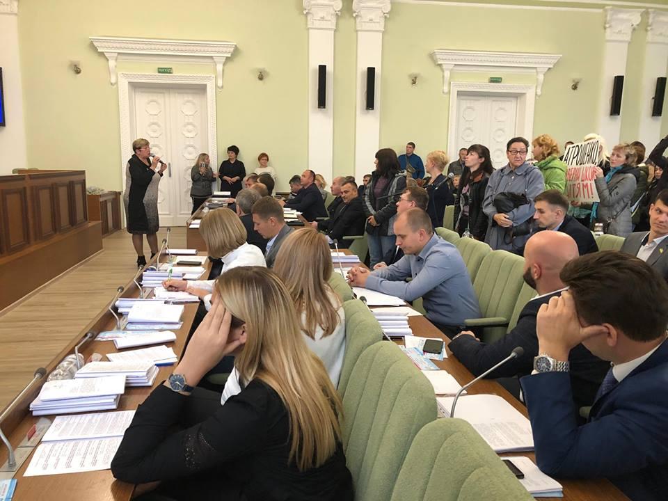 Атрошенко запросив громадськість завітати до закритої 10-ї школи