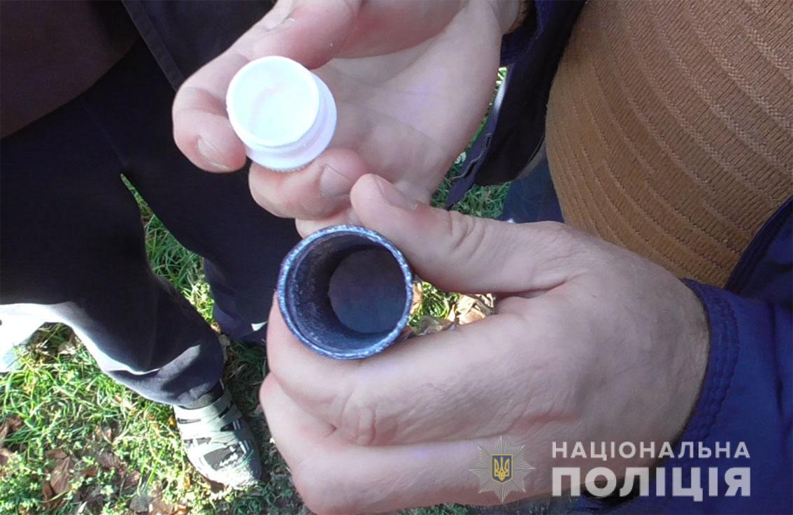 На Чернігівщині затримали групу наркозбувачів амфетаміну (Фото)