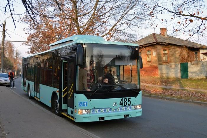 тролейбус-Чернігів