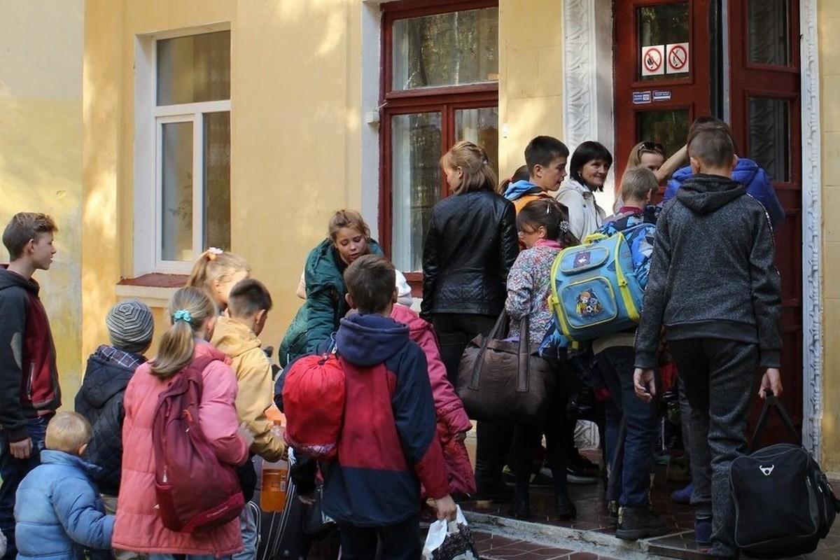 Діти з постраждалих територій Ічнянського району оздоровлюватимуться в санаторії «Зелений гай» (Фото)