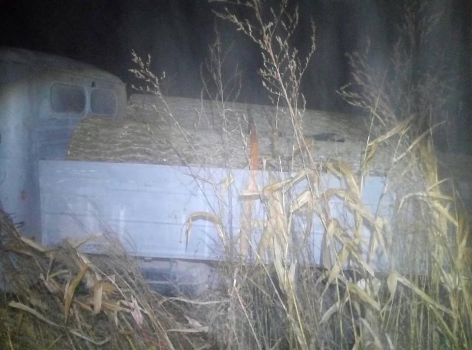 Утікали й опирались затриманню: на Чернігівщині впіймали дубокрадів (Фото)