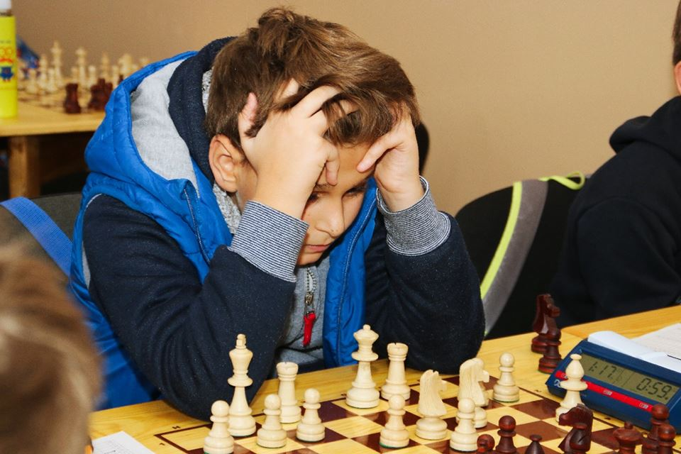 У Чернігові пройшов півфінал чемпіонату України з шахів (Фото)