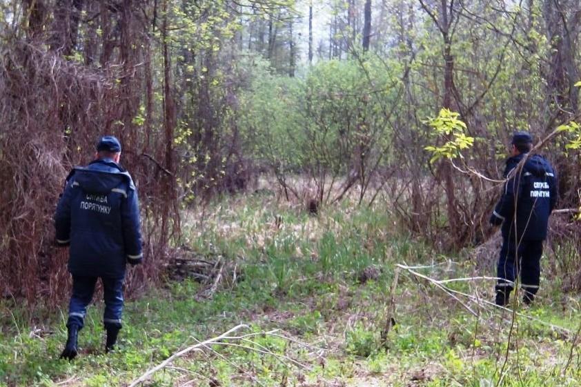 У лісі, поблизу Ворохти, заблукав грибник