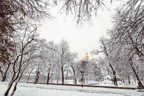 фотографии Чернигова, Чернигов зимой; зима в Чернигове, фото Кудин Андрей; 097 912 6228; www.kudin.com.ua;