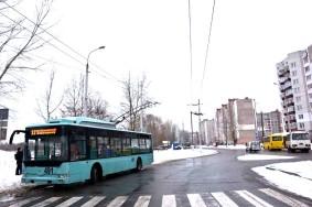 Тролейбус-Чернігів-11-маршрут-7