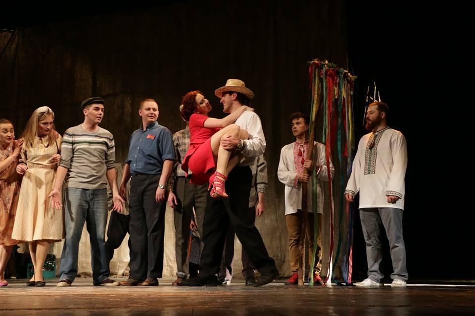 «Вій. Докудрама» визнали кращою виставою на фестивалі-премії «ГРА» (Фото)