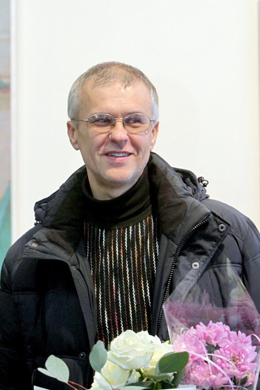 В обласному центрі відкрилась виставка знаного митця Чернігівщини
