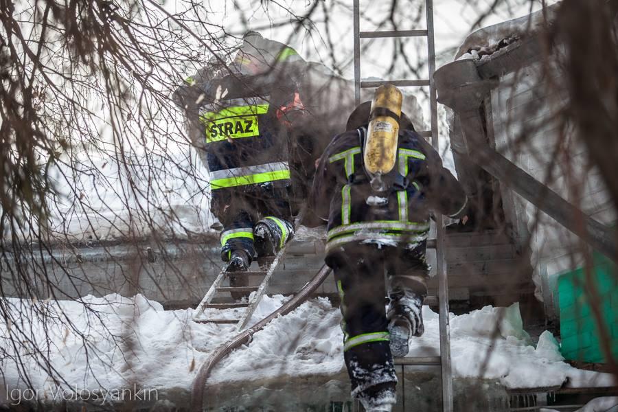 Подробиці пожежі у ніжинському музеї (Фото)