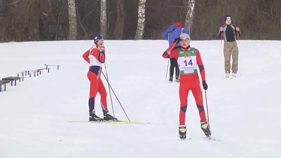 Наумівська лижна школа продовжує виховувати чемпіонів