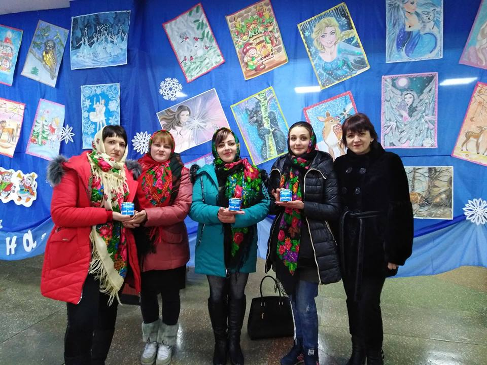 У Городні відбувся фестиваль колядок «Сяйво Різдва»