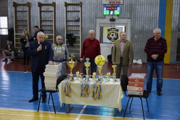 У Ніжині пройшов IX Всеукраїнський турнір із міні-футболу пам'яті Володимира Ващука (Фото)