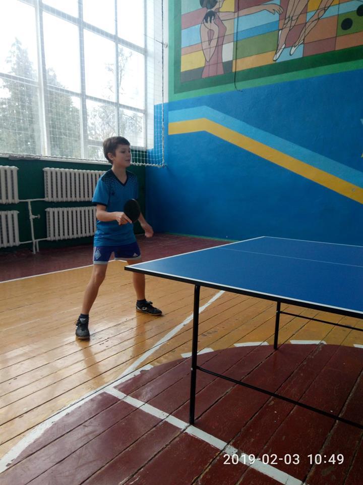 У Варвинській ОТГ відбувся тенісний турнір (Фото)