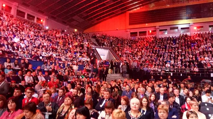 У величного народу мають бути масштабні плани: Петро Порошенко окреслив шляхи розбудови країни