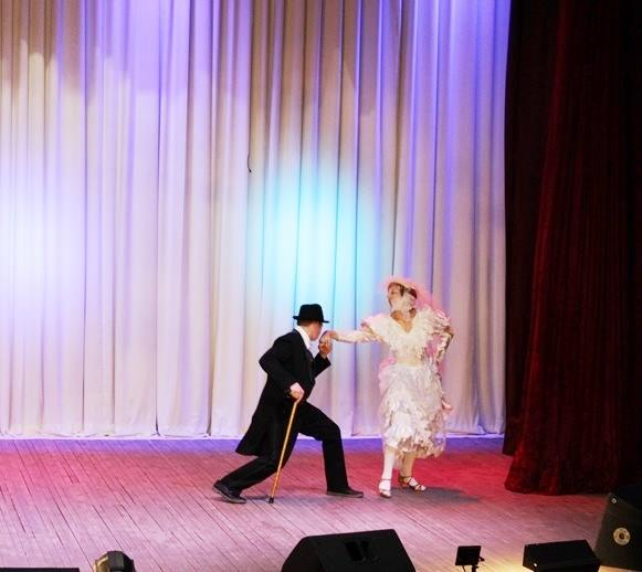 У Корюківці відбулися запальні «Зіркові танці» (Фото)