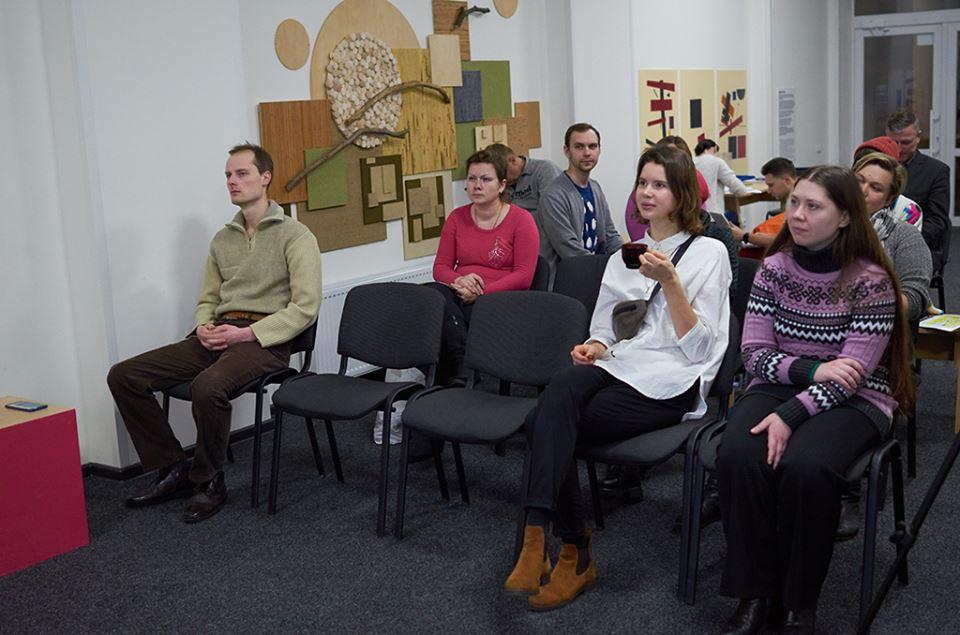 У Чернігові говорили про проблеми розвитку публічного простору (Фото)
