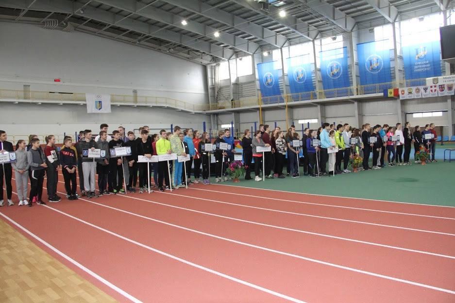 Легкоатлети Менської ОТГ на п'єдесталі Всеукраїнських змагань (Фото)