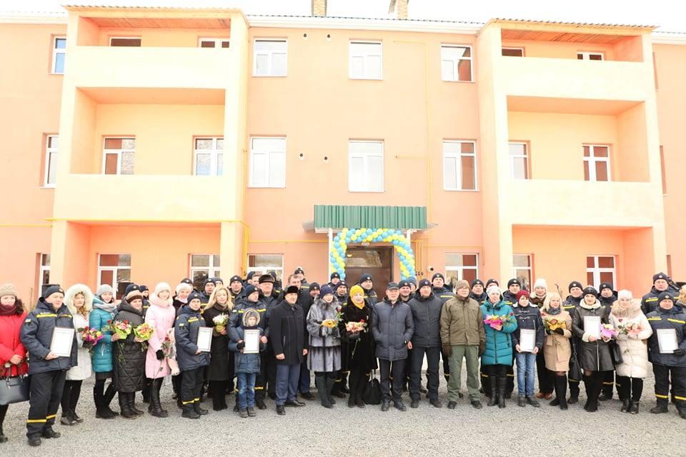 Ніжинські авіатори отримали власні квартири (Фото)
