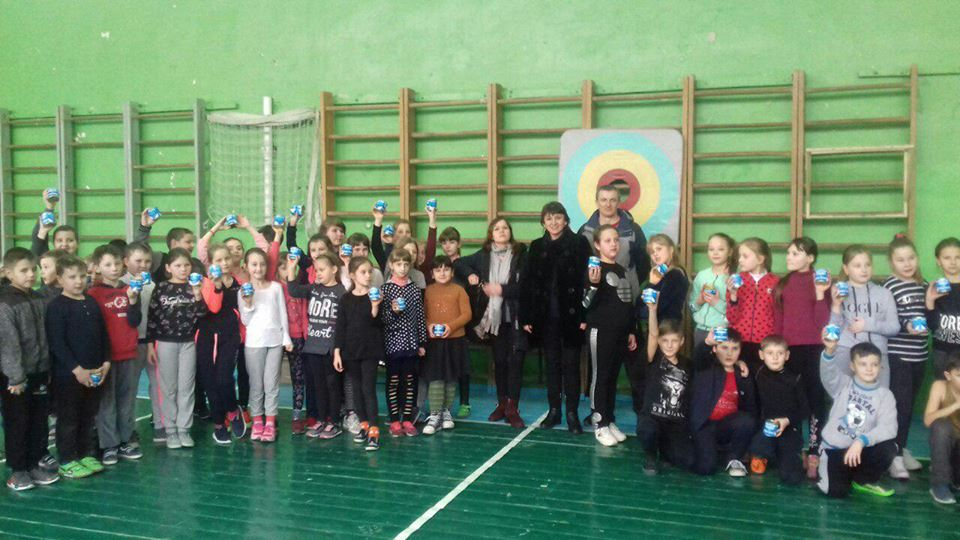 У Городні відбулися змагання в пам'ять про Героїв Небесної Сотні