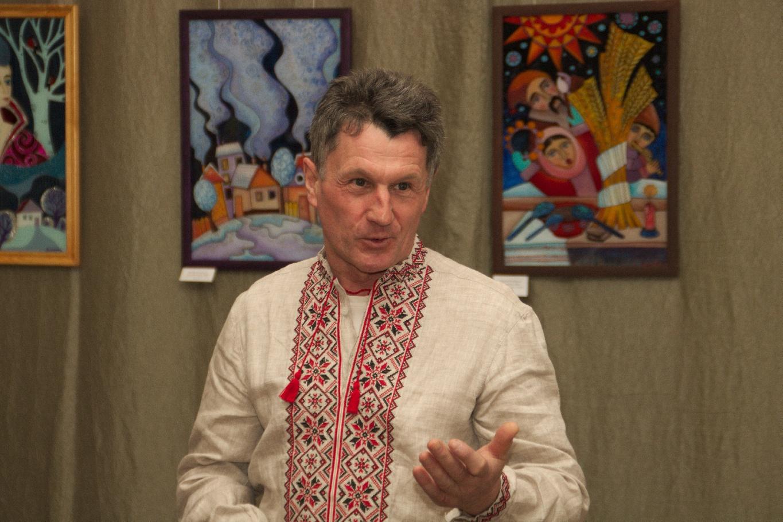 Ніжинці представили в художньому музеї Галагана свої твори (Фото)