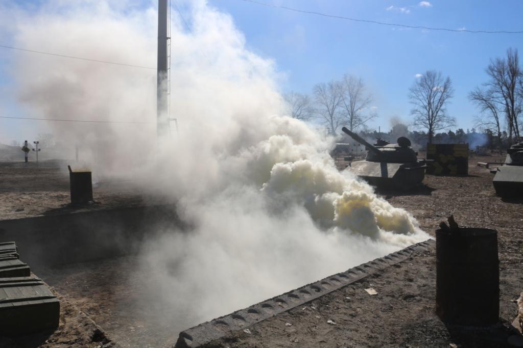 У навчальному центрі «Десна» танкістів готують за новітньою програмою (Фото)