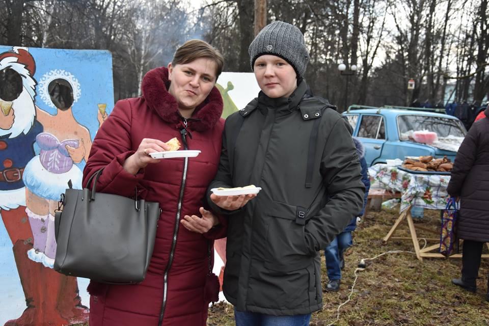 Носівчани провели зиму та зустріли весну (Фото)
