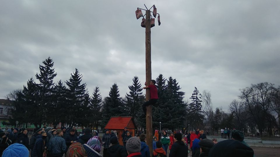 У Сосниці святкують Масляну (Фото)