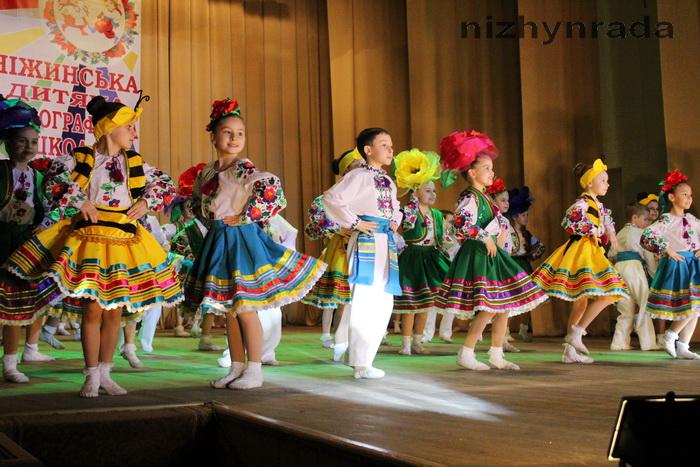 Ніжинська хореографічна школа відсвяткувала ювілей