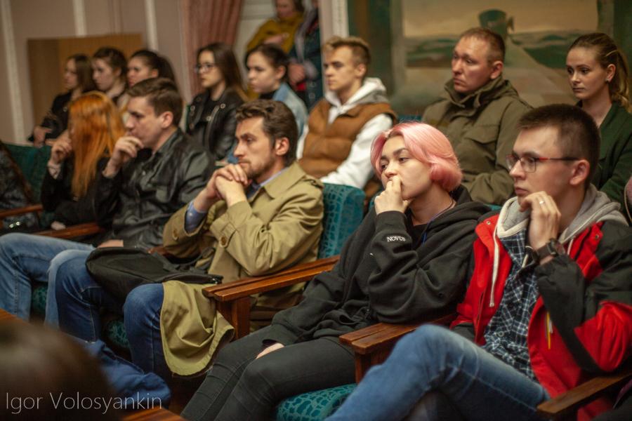 Бібліоніч у Гоголевому виші: як це було (Фото)