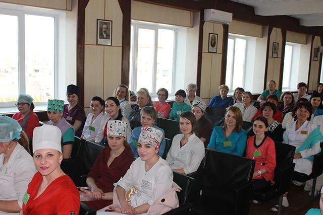 У Чернігові визначили кращих сестер милосердя (Фото)
