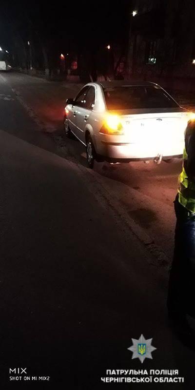 Аварія і нетверезі водії: як минула ніч з п'ятниці на суботу (Фото)