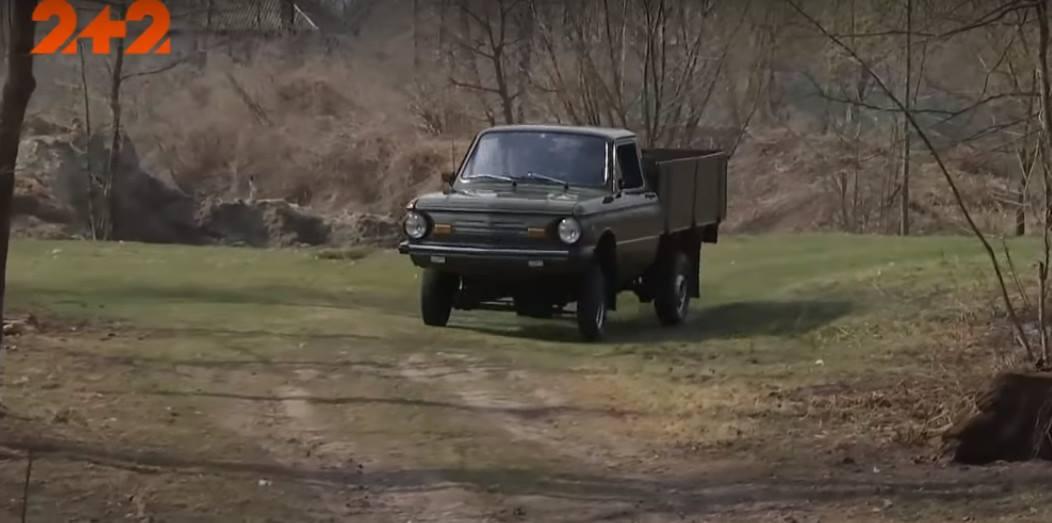 Чудо-автомобіль зі Стольного: щастя і розпач винахідника (Відео)