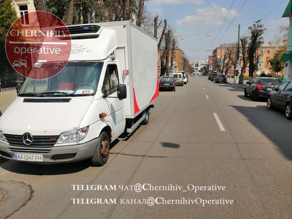 Чергова ДТП на Шевченка (Фотофакт)