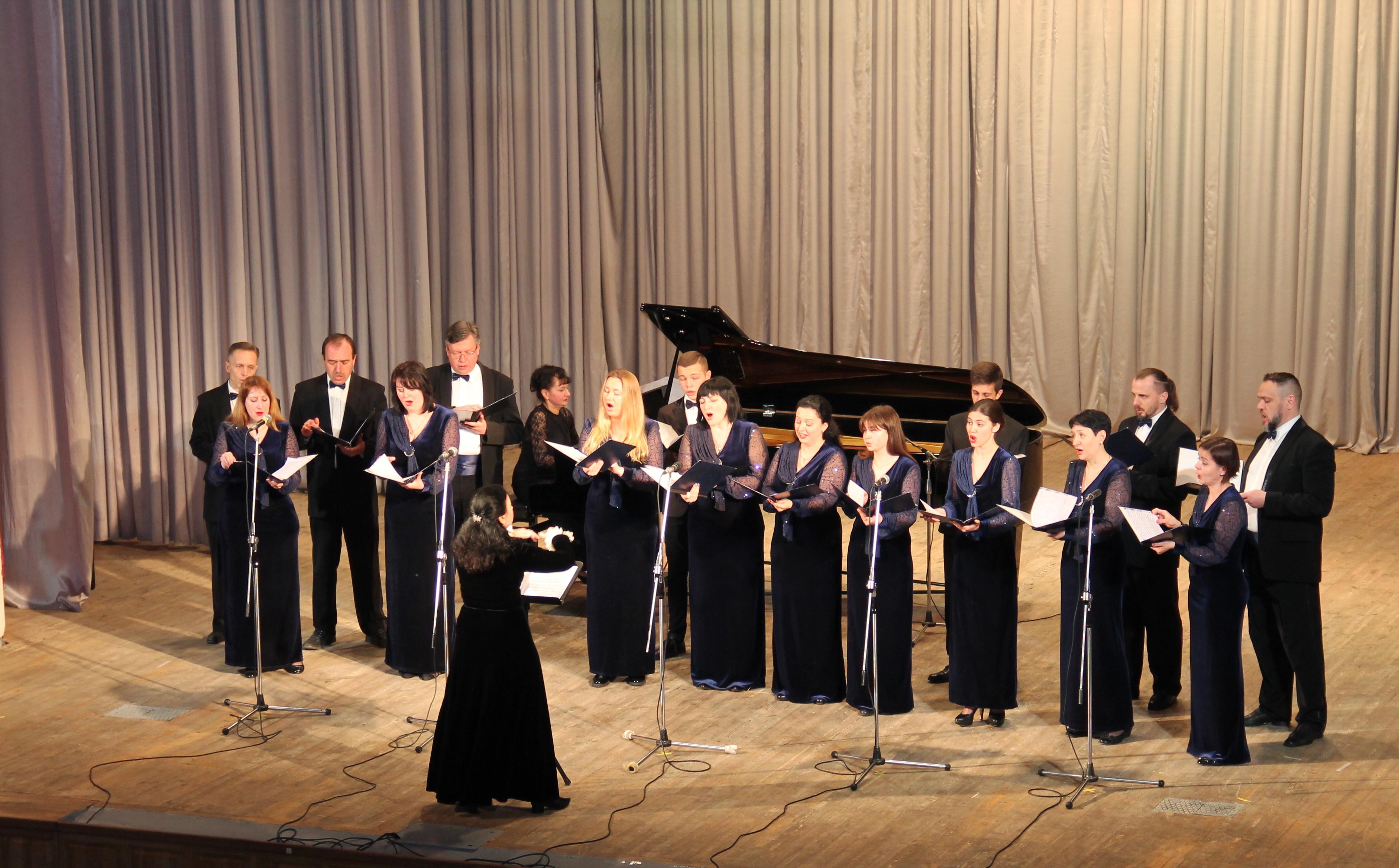 Творчість Олени Лущик у «Музичних прем'єрах сезону» (Фото)