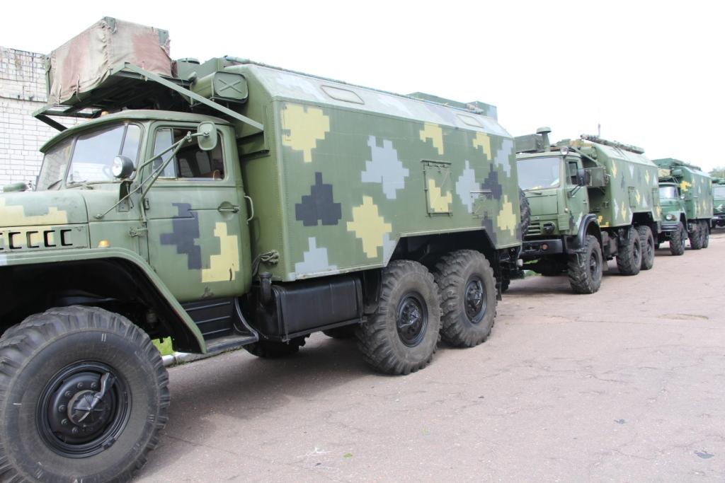 Чернігівські зв'язківці готові до виконання завдань за призначенням (Фото)