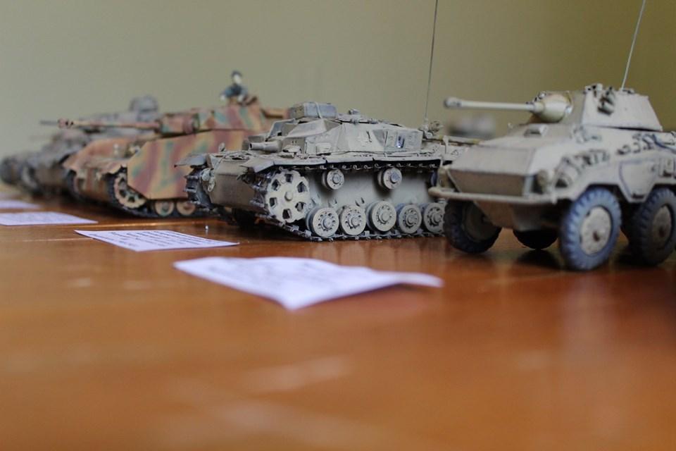 Козелецький конструктор відкрив виставку власної техніки