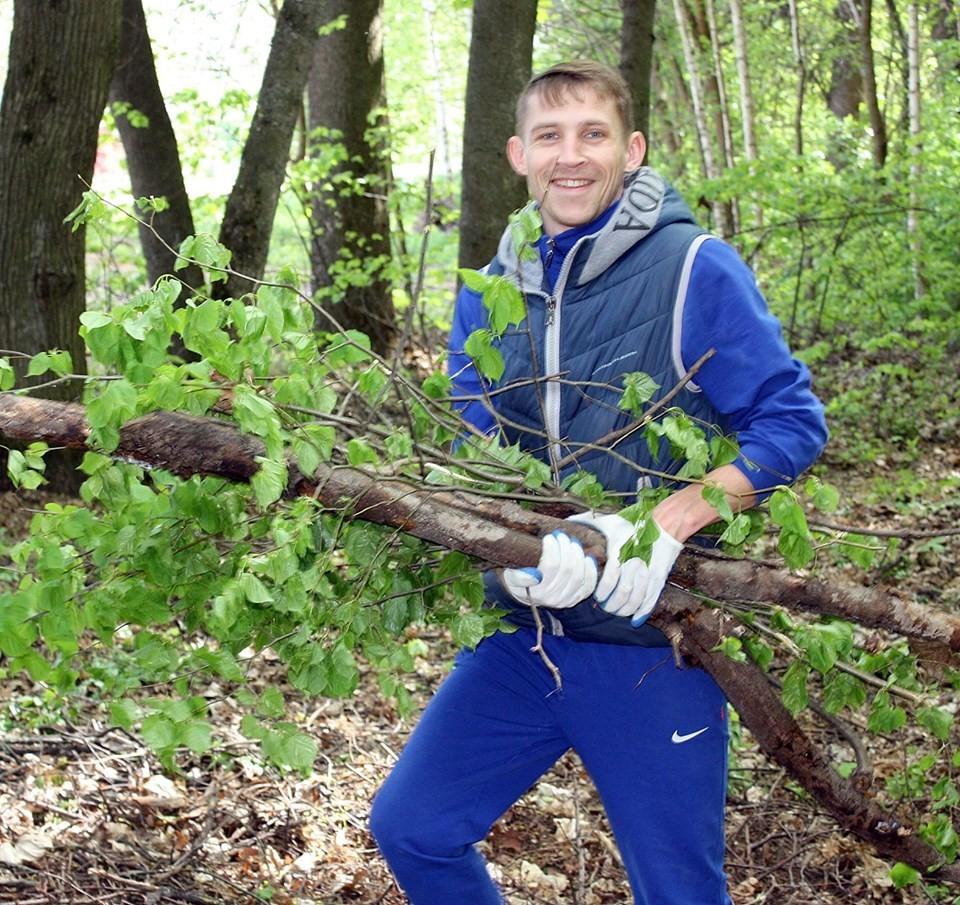 Київський ботанічний сад «відроджує» чернігівську глибинку (Фото)