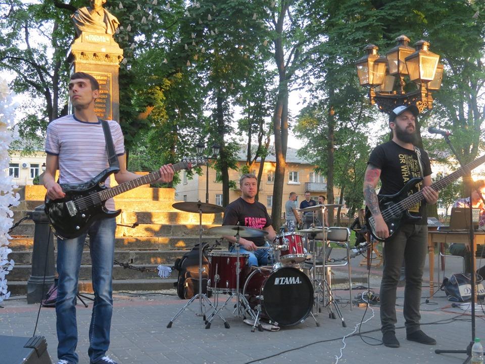День вуличної музики в Ніжині: як це було (Фото)
