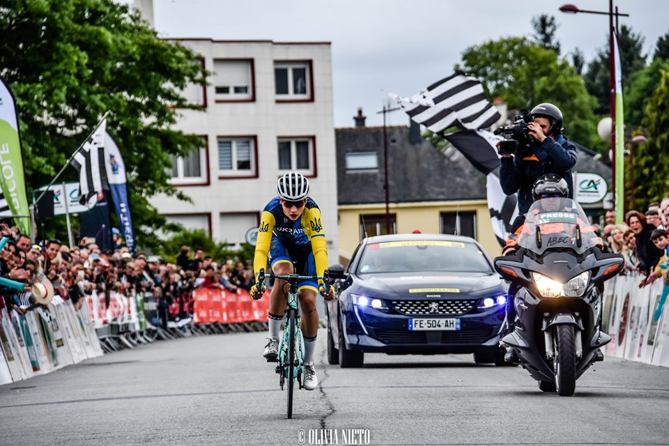 Чернігівський спортсмен здобув перемогу у Франції (Фото)