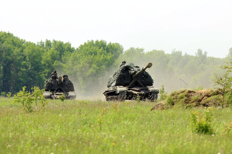 Відбили атаку та перейшли у контрнаступ: на Чернігівщині завершилися тактичні навчання (Фото)