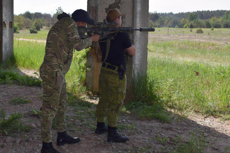 На Чернігівщині відбулися змагання снайперів (Фото)