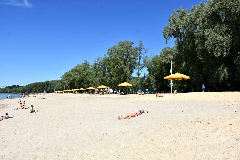 На «Золотому березі» офіційно відкрили сезон (Фото)