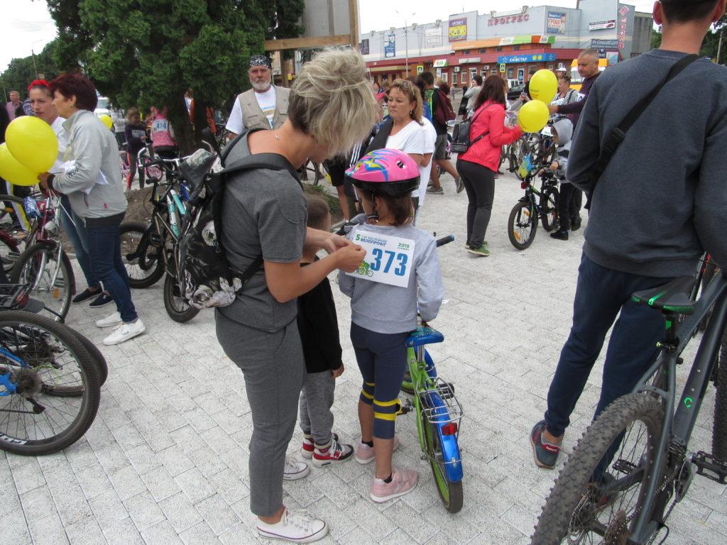 Патріотичний велопробіг у Ніжині зібрав рекордну кількість учасників (Фото)