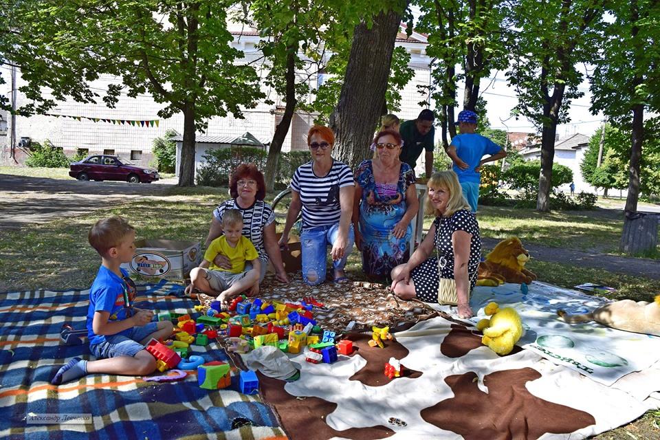 У Корюківці започаткували новий фестиваль (Фото)