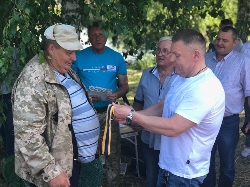 На Чернігівщині пройшов унікальний риболовецький турнір (Фото)