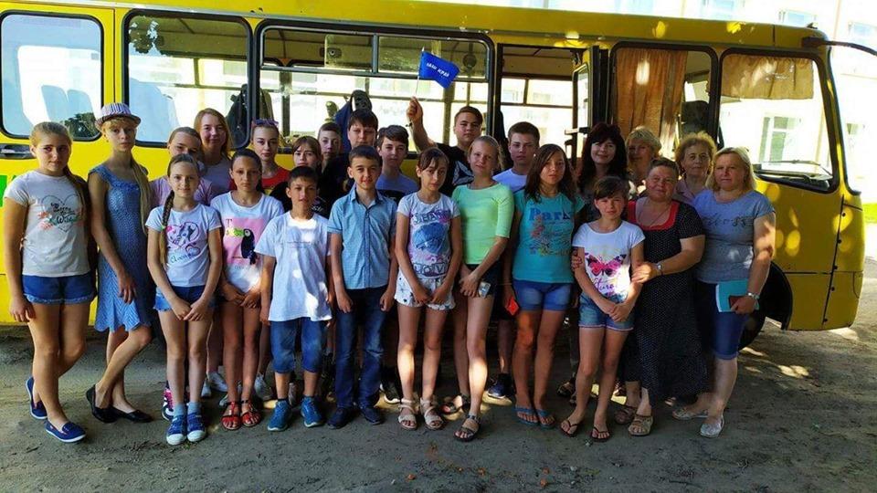 Школярі з Городні відвідали обласний драмтеатр