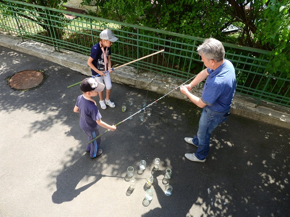 У Чернігові відкрита креативна локація для квестів, майстер-класів та інтерактивних ігор (Фото)