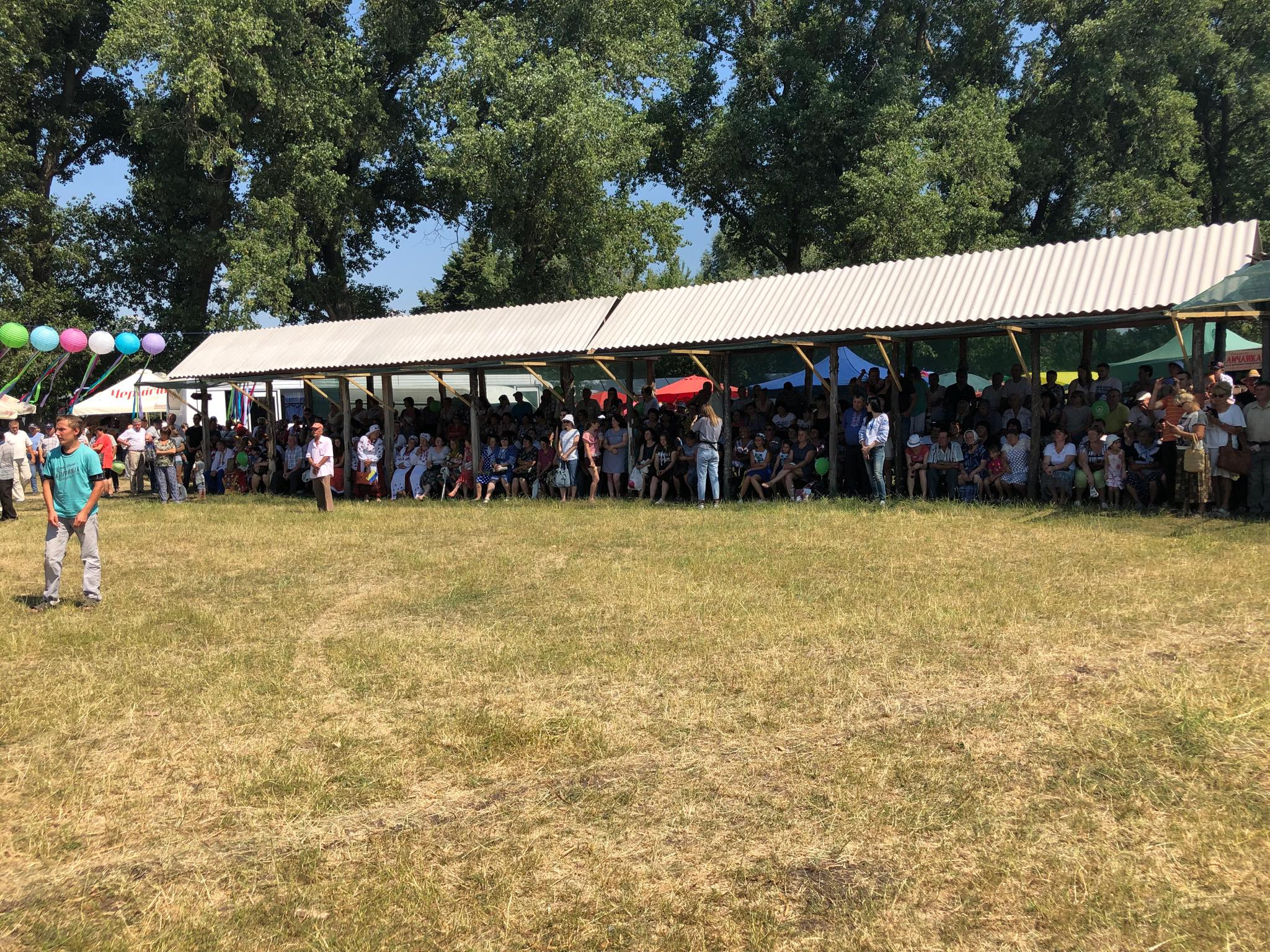 На Чернігівщині провели народний фестиваль (Фото)